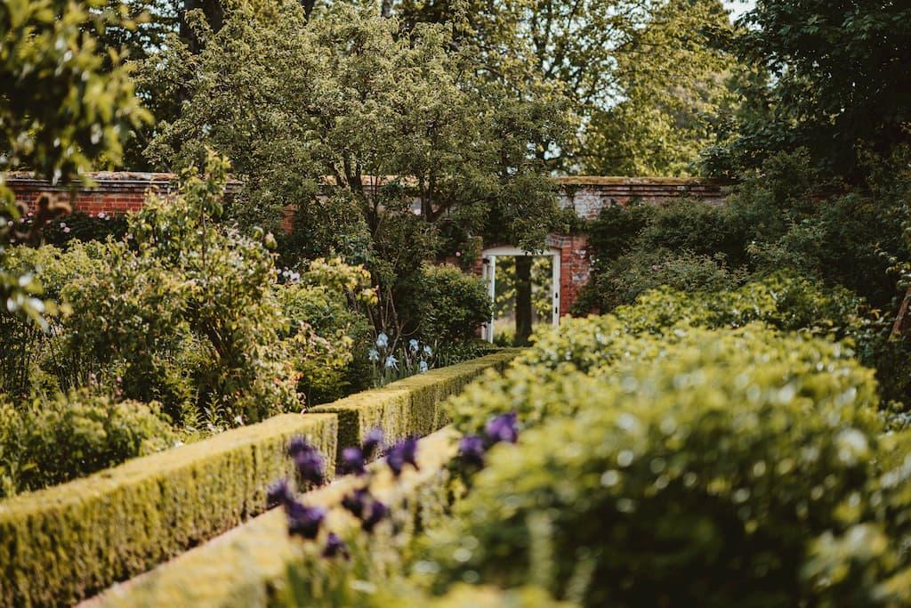 A Traditional English Garden